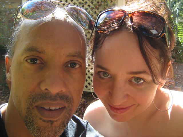 Interracial Couple Dana & Tre - Australia - United States