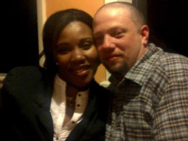 Interracial Couple Nancy & John