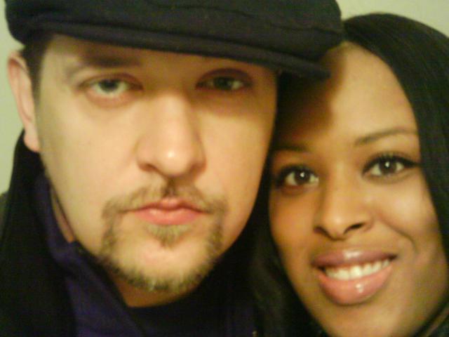 Interracial Couple Cha & Trevor - Illinois, United States