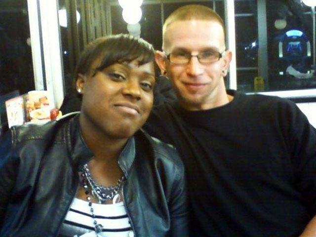 Interracial Couple Shalonda & Jonathan