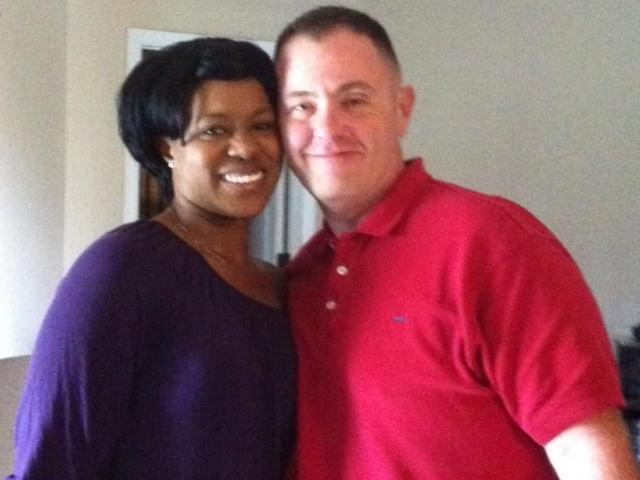Interracial Couple Tobey & Joseph - Louisiana, United States