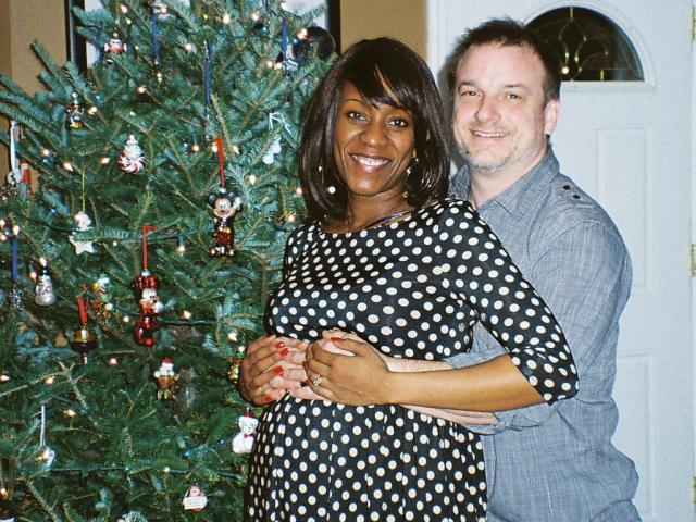 Interracial Marriage Rachel & Michael - Chicago, United States