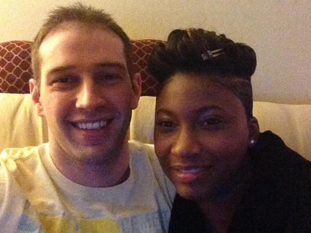 Interracial Couple Ashley & Will - Pennsylvania, United States