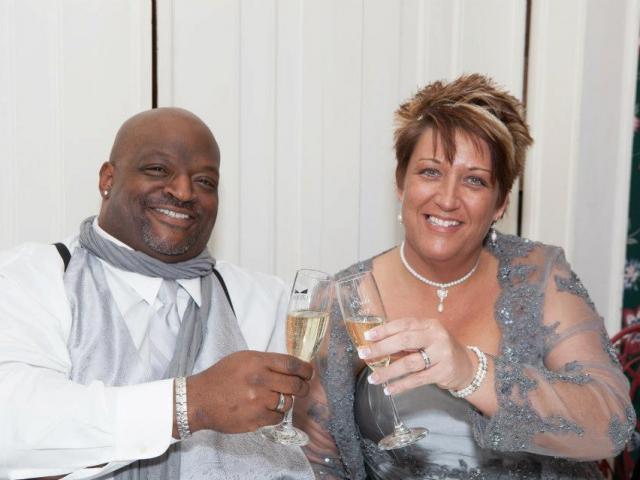 Interracial Marriage Samantha & Machon - Missouri, United States