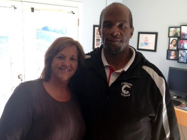 Interracial Couple Lorna & Damon - North Carolina, United States
