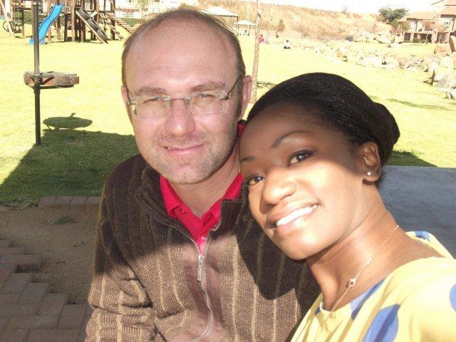 Interracial Couple Buhle & Clinton - Gauteng, South Africa