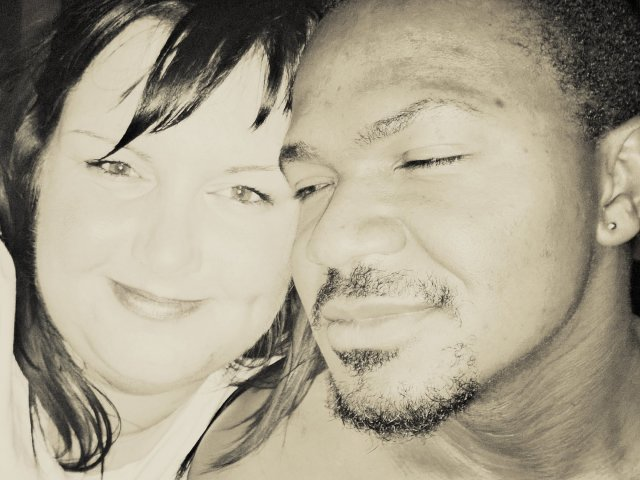 Interracial Couple Mandy & Omos - Berlin, Germany