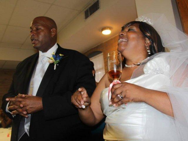 Interracial Marriage Yullanda & Howard - North Carolina, United States
