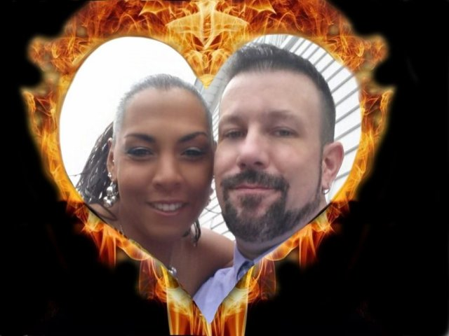 Interracial Marriage Vannessa & Marc - Connecticut, United States