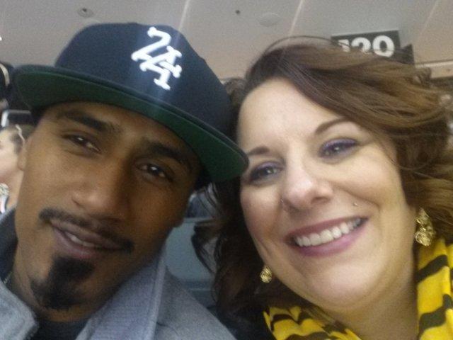 Interracial Couple Samantha & Jamaal - Jacksonville, North Carolina, United States