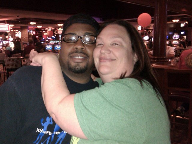 Interracial Couple Kathy & Learnell -  New Jersey, United States
