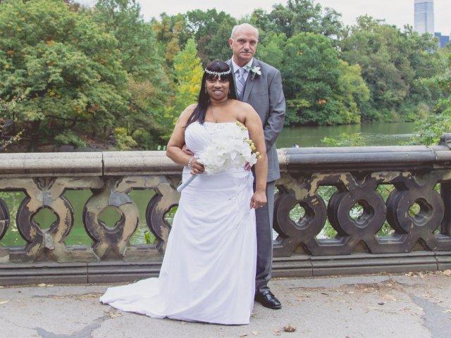 Interracial Marriage DeWanda & Ronald - Spokane, Washington, United States