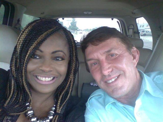 Interracial Marriage Deborah & Dennis - Minnesota, United States