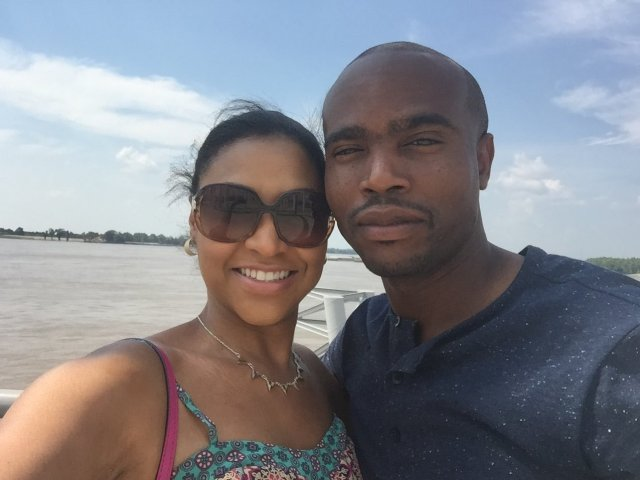 Interracial Couple LaTanya & Brandon - Memphis, Tennessee, United States