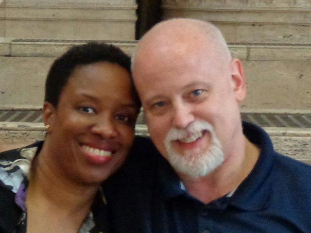 Interracial Marriage Joy & Thomas - Rockville, Maryland, United States