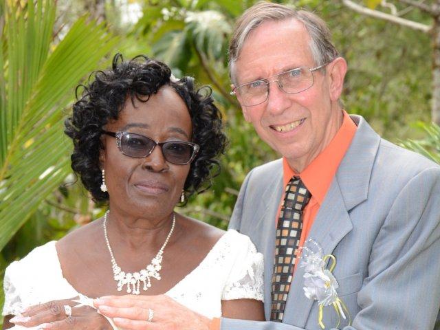 Interracial Marriage Lestra & Philip - Aylmer, Ontario, Canada