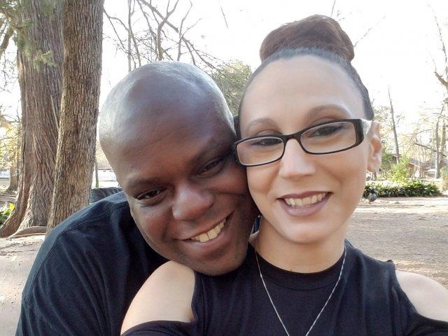 Interracial Couple Jennifer & Jason - Houston, Texas, United States