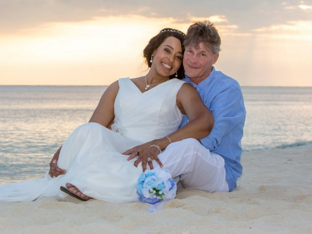 Interracial Marriage Belinda & Michael - Big Lake, Minnesota, United States