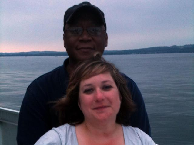 Interracial Couple Amy & Don - Maryland, United States