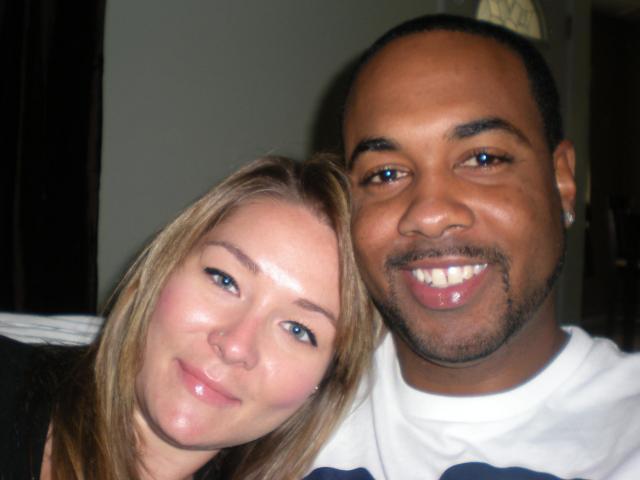 Interracial Couple Jillian & Lamont - California, United States