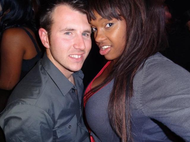 Interracial Couple Mike & C'ne - Texas, United States