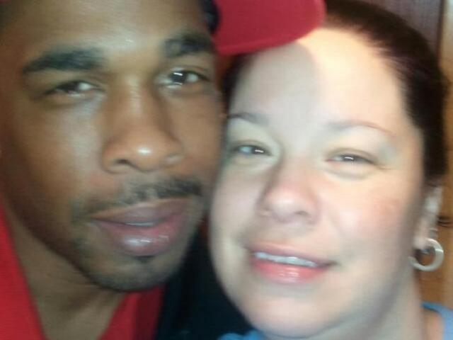Interracial Couple Suzanne & Dave - Texas, United States