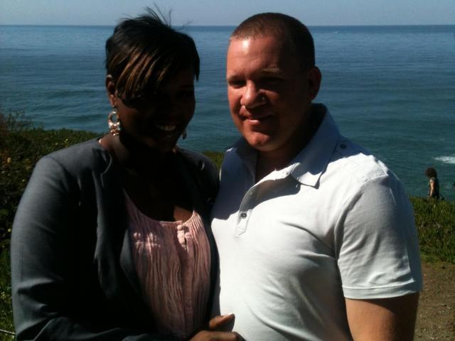 Interracial Marriage April & John